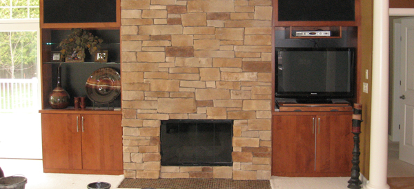 fireplaces and chimney